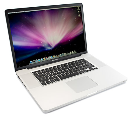 macbook pro 17 unibody